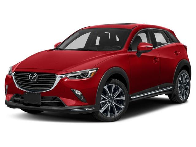 2021 Mazda CX-3 GT (Stk: N6551) in Calgary - Image 1 of 9