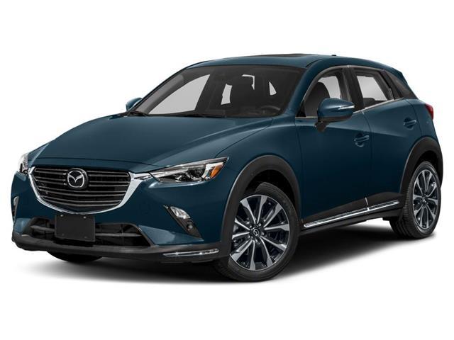 2021 Mazda CX-3 GT (Stk: N6550) in Calgary - Image 1 of 9