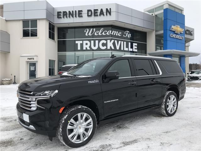2021 Chevrolet Suburban High Country (Stk: 15680) in Alliston - Image 1 of 26