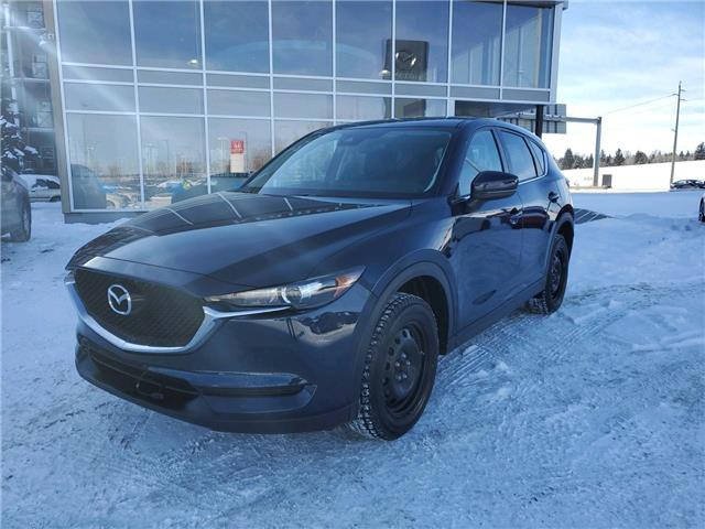 2018 Mazda CX-5 GS (Stk: N6403AA) in Calgary - Image 1 of 21