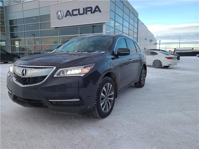 2016 Acura MDX Technology Package 5FRYD4H6XGB505643 A4313 in Saskatoon