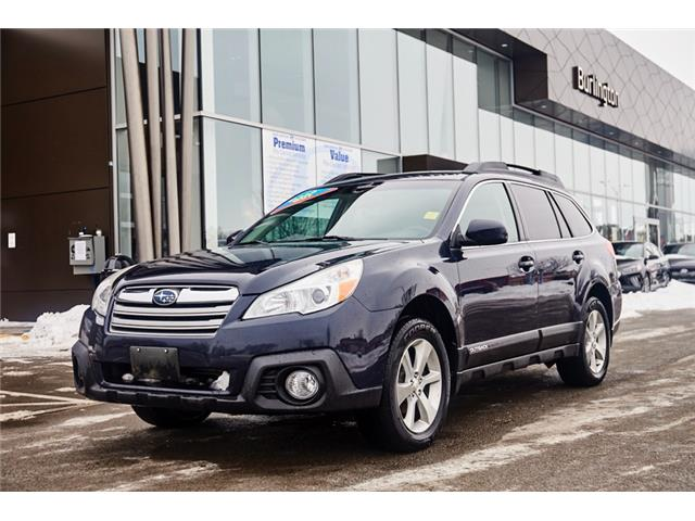 2013 Subaru Outback 2.5i Limited Package (Stk: N2722A) in Burlington - Image 1 of 24