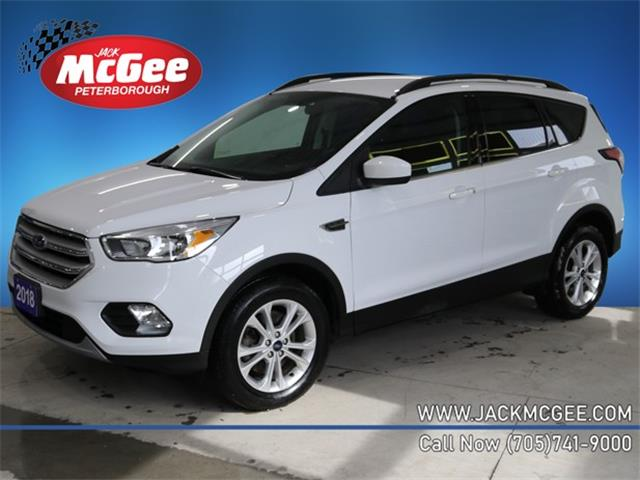 2018 Ford Escape SE (Stk: 21295A) in Peterborough - Image 1 of 23