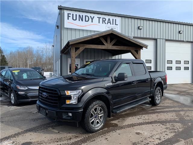 2017 Ford F-150 XLT (Stk: -) in Sussex - Image 1 of 10