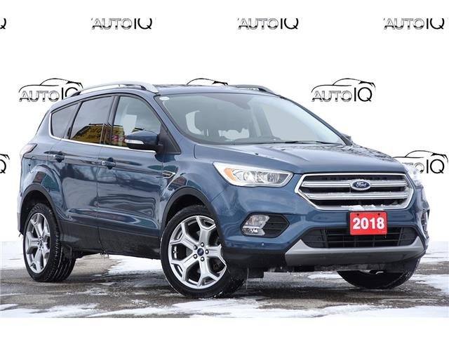 2018 Ford Escape Titanium (Stk: 155410) in Kitchener - Image 1 of 22