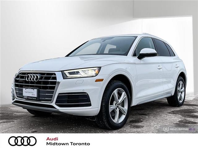2018 Audi Q5 2.0T Progressiv (Stk: P8746) in Toronto - Image 1 of 25