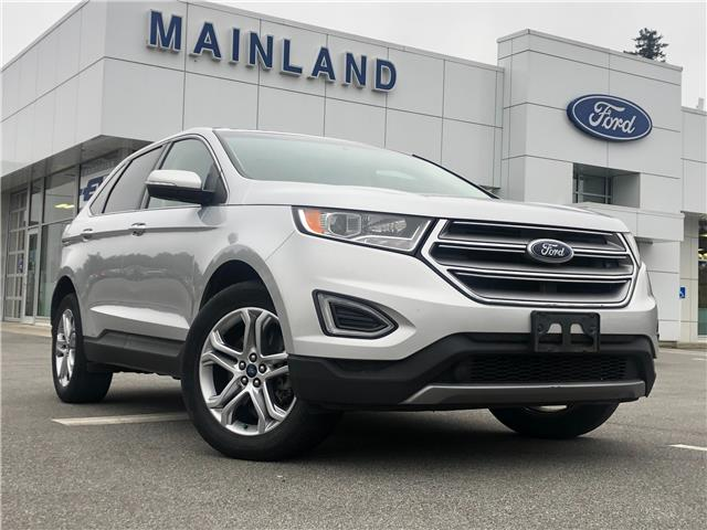 2017 Ford Edge Titanium (Stk: P05719) in Vancouver - Image 1 of 30