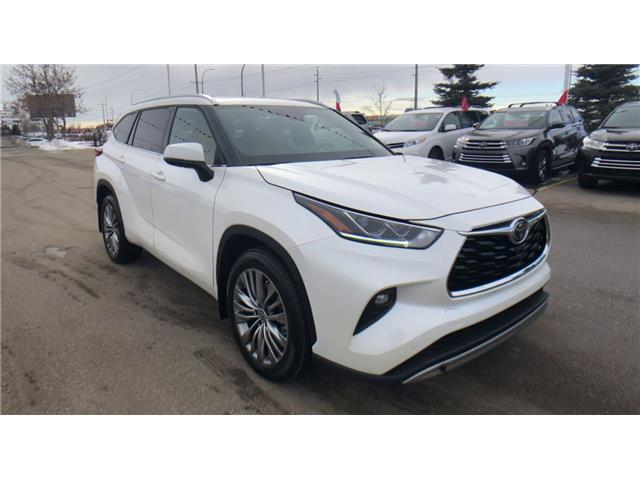 2021 Toyota Highlander Limited (Stk: 210358) in Calgary - Image 1 of 27