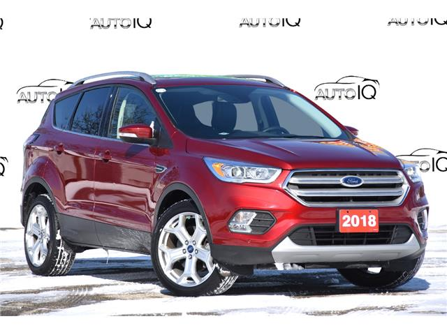 2018 Ford Escape Titanium (Stk: 155430) in Kitchener - Image 1 of 22