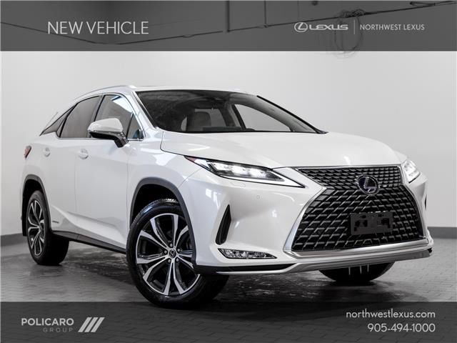2021 Lexus RX 450h Base (Stk: 64162) in Brampton - Image 1 of 26