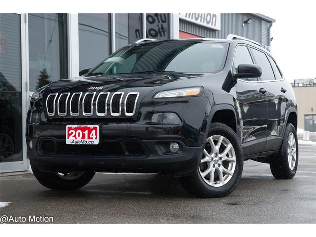 2014 Jeep Cherokee North (Stk: 21178) in Chatham - Image 1 of 23