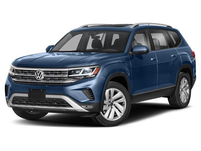 2021 Volkswagen Atlas 3.6 FSI Comfortline (Stk: 341SVN) in Simcoe - Image 1 of 9