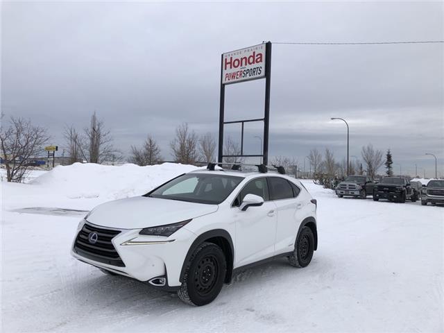 2017 Lexus NX 300h Base (Stk: H14-6002B) in Grande Prairie - Image 1 of 29