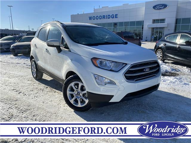 2020 Ford EcoSport SE (Stk: 17782) in Calgary - Image 1 of 22