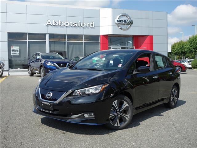 2020 Nissan LEAF SV PLUS (Stk: A20194) in Abbotsford - Image 1 of 28