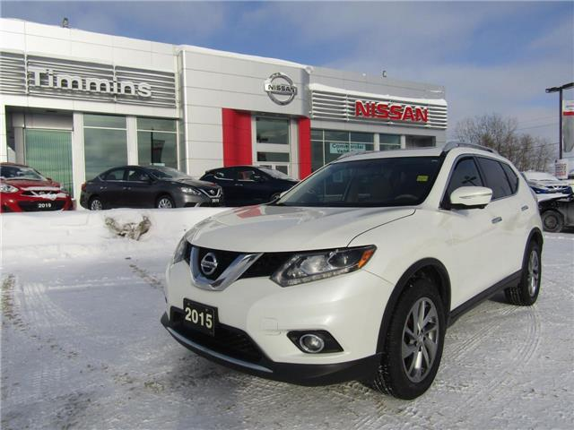 2015 Nissan Rogue  (Stk: K595A) in Timmins - Image 1 of 16