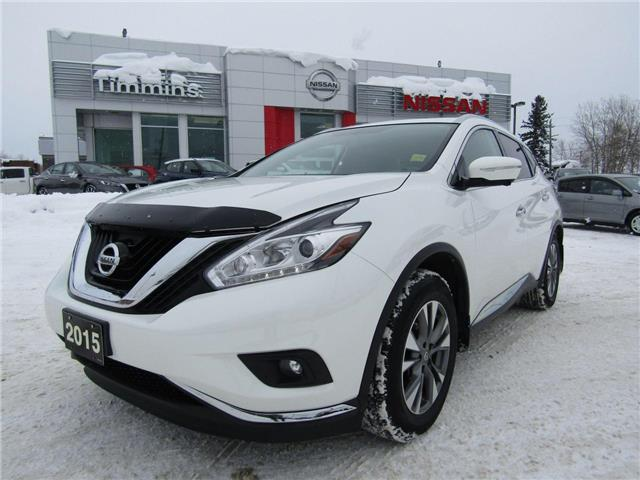 2015 Nissan Murano  (Stk: C-82) in Timmins - Image 1 of 1
