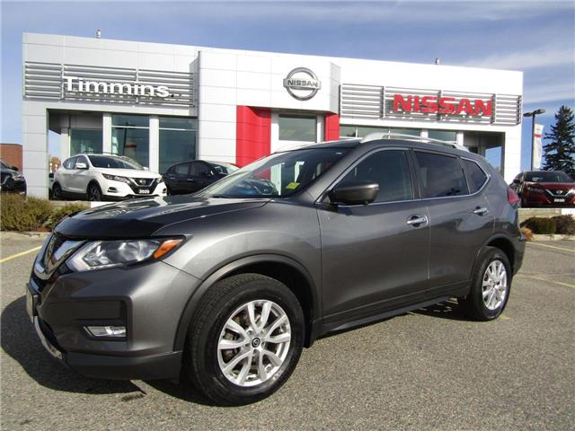 2017 Nissan Rogue  (Stk: L290A) in Timmins - Image 1 of 15