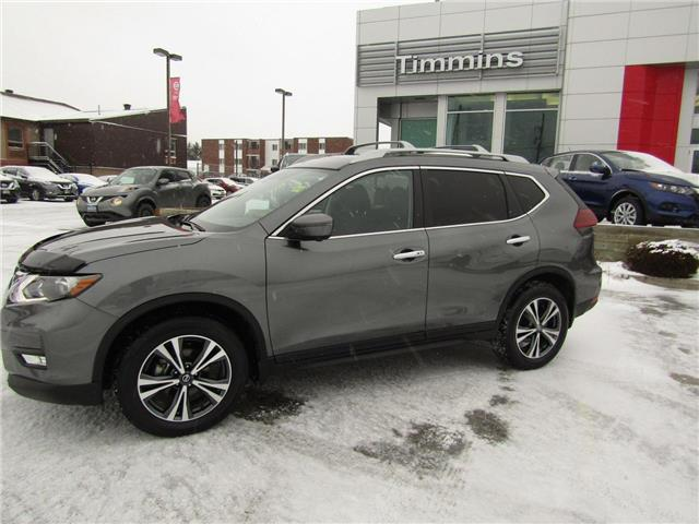 2019 Nissan Rogue  (Stk: L324A) in Timmins - Image 1 of 9