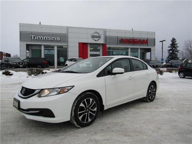 2014 Honda Civic EX (Stk: L285B) in Timmins - Image 1 of 18