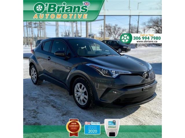 2019 Toyota C-HR Base JTNKHMBX7K1046159 14172A in Saskatoon