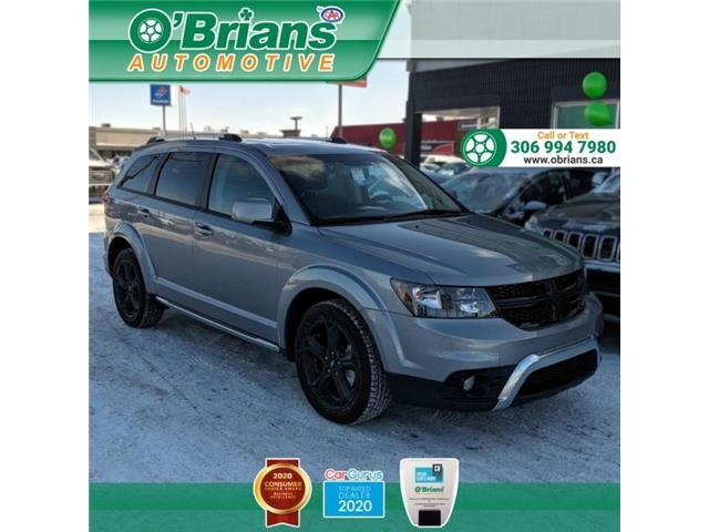 2018 Dodge Journey Crossroad (Stk: 14168A) in Saskatoon - Image 1 of 25