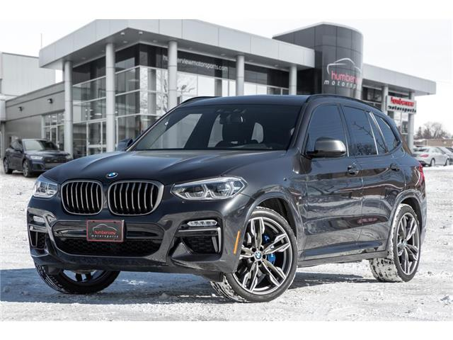 2018 BMW X3 M40i (Stk: 01431) in Mississauga - Image 1 of 24