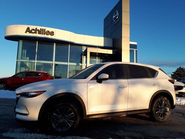 2019 Mazda CX-5 GS (Stk: H2341A) in Milton - Image 1 of 14