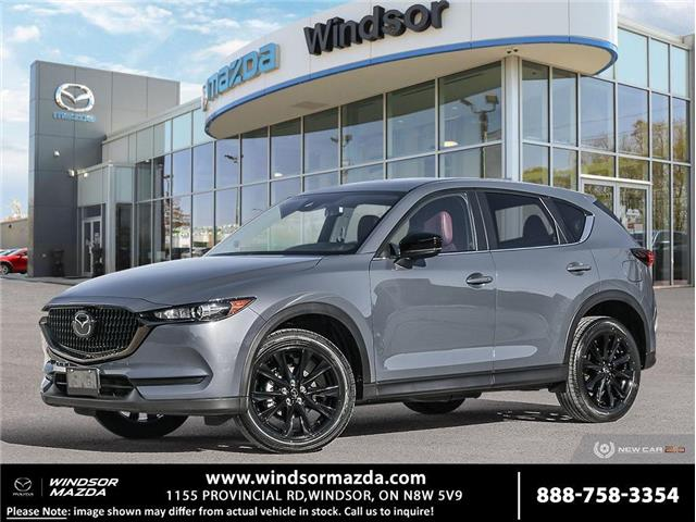 2021 Mazda CX-5 Kuro Edition (Stk: C521380) in Windsor - Image 1 of 23