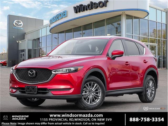 2021 Mazda CX-5 GX (Stk: C520579) in Windsor - Image 1 of 23