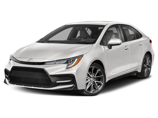 2021 Toyota Corolla SE (Stk: N21169) in Timmins - Image 1 of 9