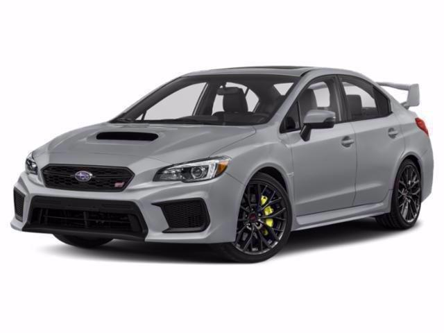 2018 Subaru WRX STI Sport-tech w/Wing (Stk: S4550A) in Peterborough - Image 1 of 1