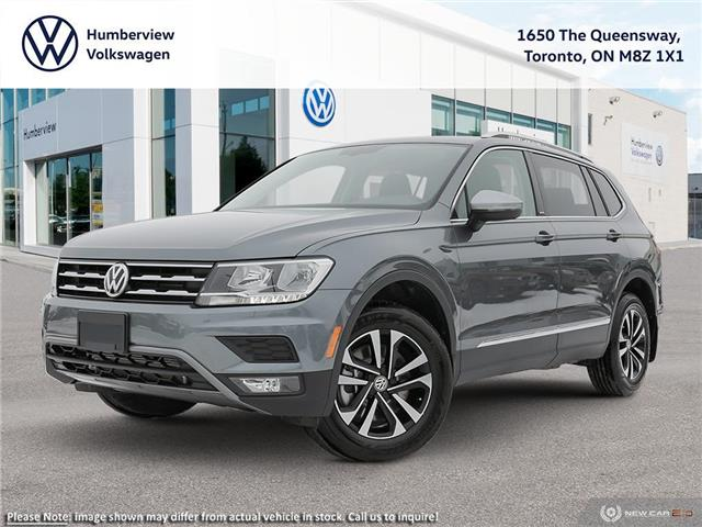 2021 Volkswagen Tiguan United (Stk: 98348) in Toronto - Image 1 of 23