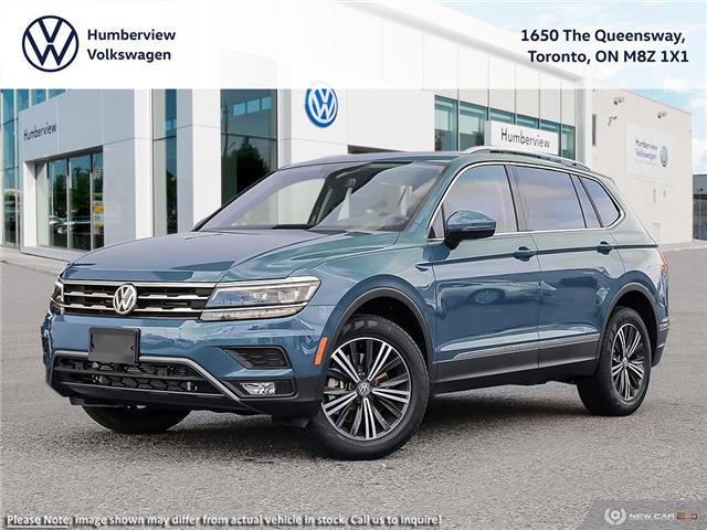 2021 Volkswagen Tiguan Highline (Stk: 98352) in Toronto - Image 1 of 23