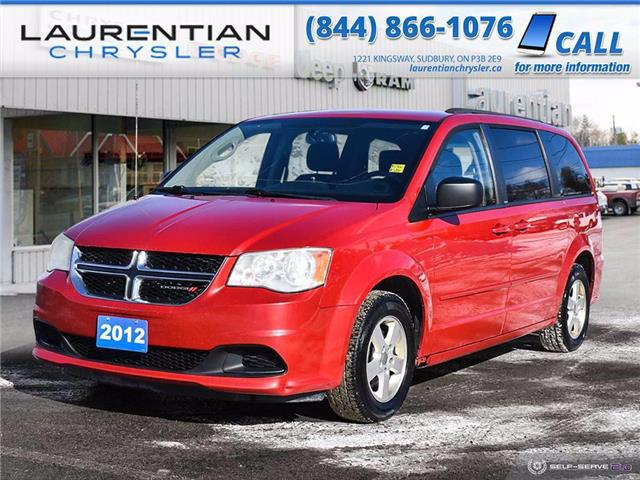 2012 Dodge Grand Caravan SE/SXT (Stk: 21003A) in Sudbury - Image 1 of 26