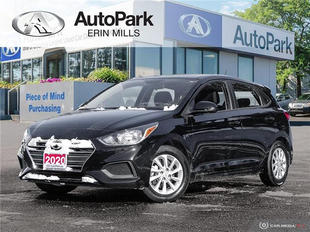 2020 Hyundai Accent Preferred (Stk: 99076AP) in Mississauga - Image 1 of 28