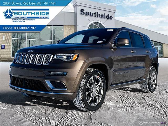 2021 Jeep Grand Cherokee Summit (Stk: GC2112) in Red Deer - Image 1 of 25