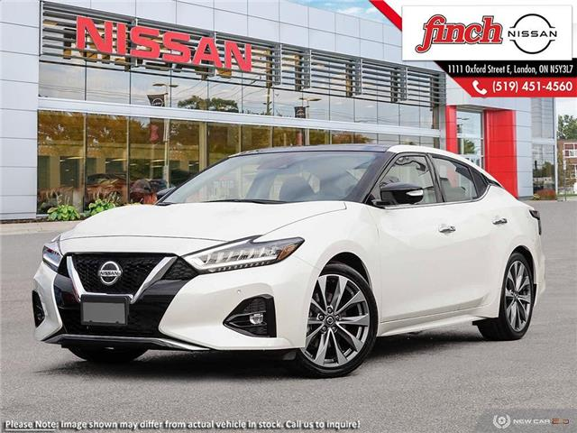 2021 Nissan Maxima Platinum (Stk: 14502) in London - Image 1 of 23