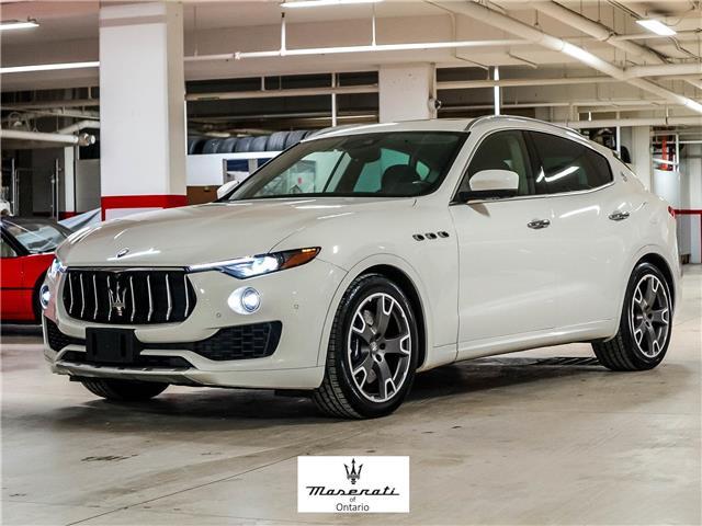 2017 Maserati Levante S (Stk: MU0056) in Vaughan - Image 1 of 30