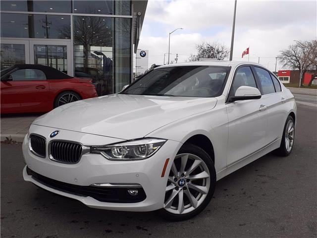 2017 BMW 3 Series 330i xDrive | LEATHER | BACKUP CAMERA | KEYLESS EN (Stk: P9662) in Gloucester - Image 1 of 14
