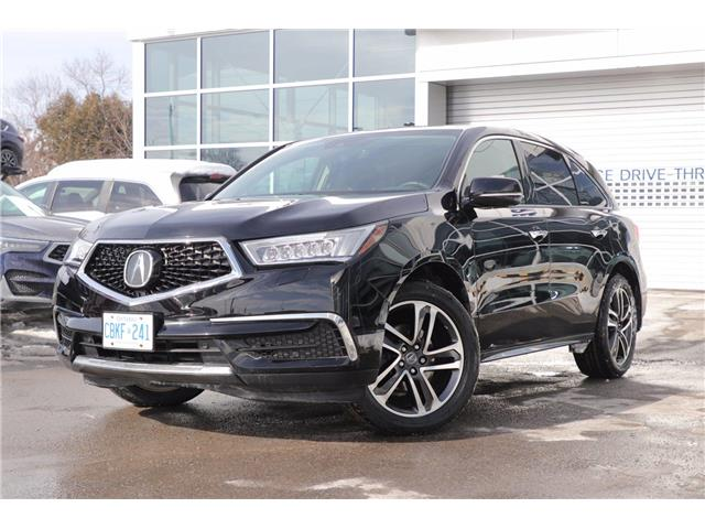 2017 Acura MDX Navigation Package (Stk: P1711) in Ottawa - Image 1 of 26