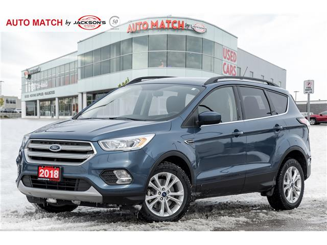 2018 Ford Escape SEL (Stk: U5093) in Barrie - Image 1 of 20