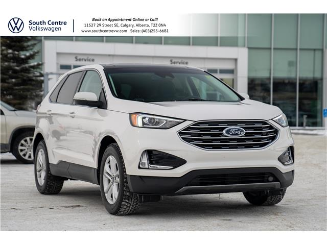 2019 Ford Edge SEL (Stk: 00097A) in Calgary - Image 1 of 47