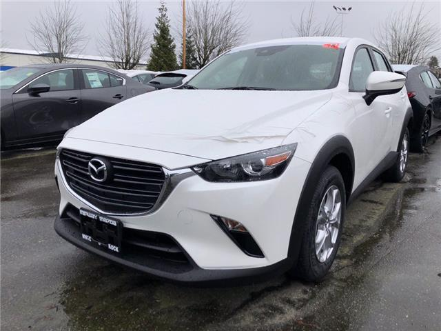 2021 Mazda CX-3 GS (Stk: 509762) in Surrey - Image 1 of 5