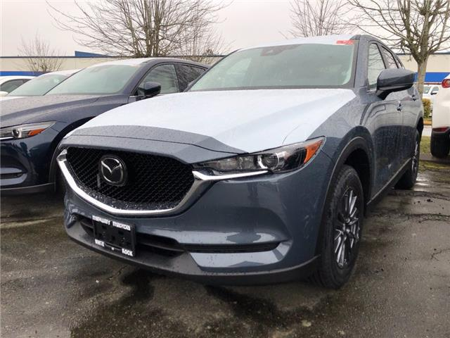2021 Mazda CX-5 GS (Stk: 124166) in Surrey - Image 1 of 5