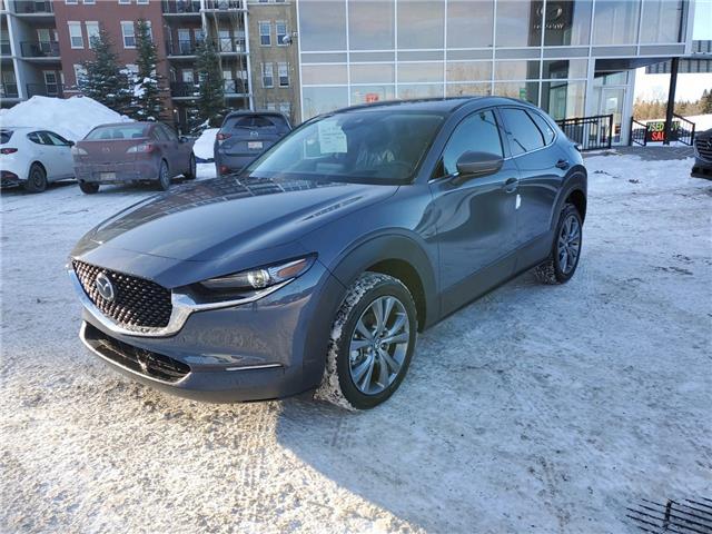 2021 Mazda CX-30 GT (Stk: N6423) in Calgary - Image 1 of 4