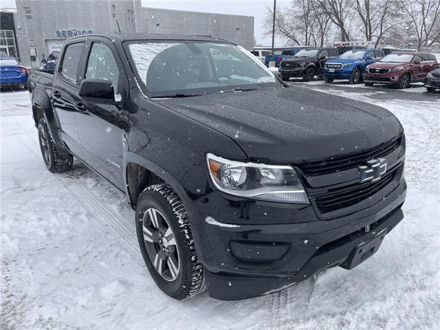 2018 Chevrolet Colorado WT (Stk: J1409A) in Cornwall - Image 1 of 27