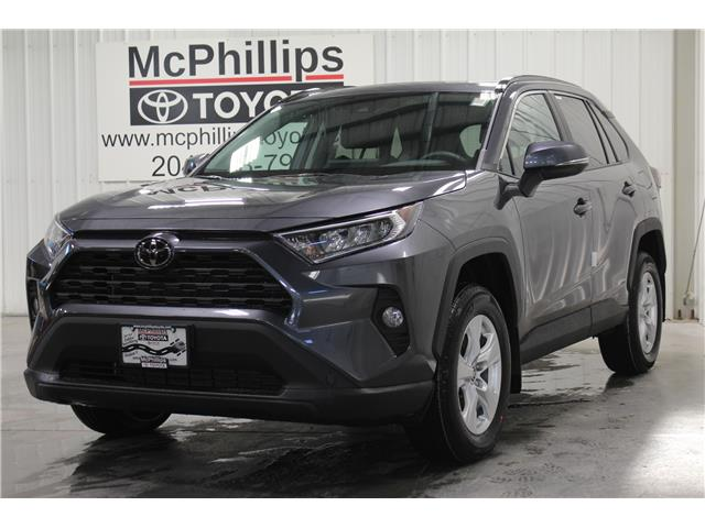 2021 Toyota RAV4 XLE (Stk: C184018) in Winnipeg - Image 1 of 19