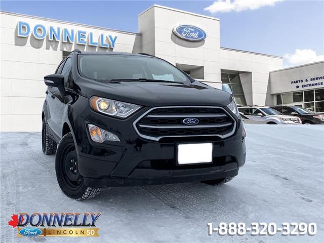 2020 Ford EcoSport SE (Stk: DT792) in Ottawa - Image 1 of 27