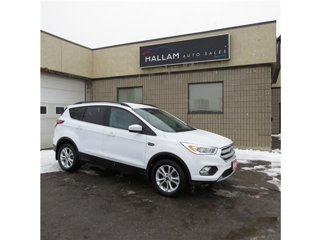 2018 Ford Escape SEL (Stk: ) in Kingston - Image 1 of 17